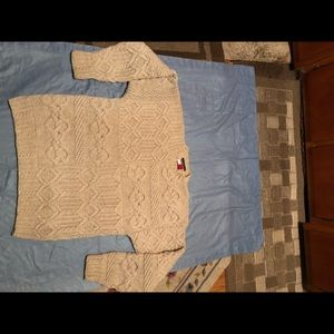 100% wool sweater Tommy Hilfiger Size XL awesome